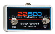 Electro-Harmonix 22500 Doppio Stereo Looper da Piede Controller