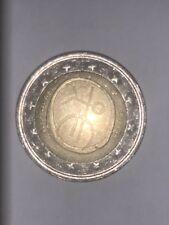 Moneda 2 euros España 2009 10º Aniversario de la Introducción del Euro