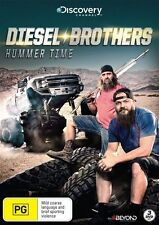Diesel Brothers: Hummer Time NEW R4 DVD