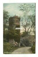 Mulgrave Old Castle - early Yorkshire postcard