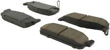Premium Semi-Met Pads w/Shims fits 1993-2006 Infiniti Q45 J30 M45  CENTRIC PARTS