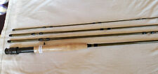 9ft 3/4wt 4 Sections Fly Rod (Olive Green)