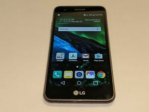 LG Fortune LG-M153 Black 16GB Cricket Wireless Smartphone/Cell Phone