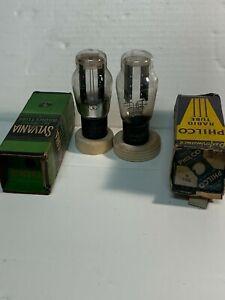 Pair of 5X4 tubes - Lot #4