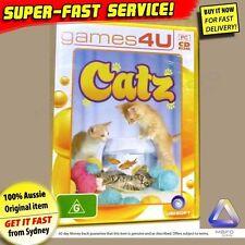 CATZ nurturing game for children PC NEW laptop computer software CD cat kids toy