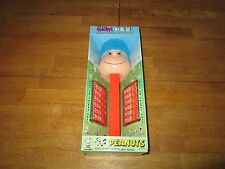 MUSICAL CHARLIE BROWN PEZ DISPENSER.