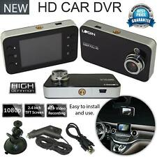 "1080P 2.4"" LCD HD Video Recorder Car IR DVR Camera Dash Cam CCTV Night Vision UK"