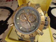 Invicta 17212 Subaqua Noma III Chronograph Gray S/S Case and Poly Strap Watch!