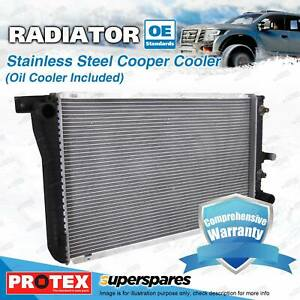 Protex Radiator for Toyota Hiace 2.0 2.4ltr Automatic Oil Cooler 390MM