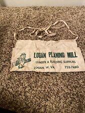 Logan Planing Mill Nail Pouch Logan West Virginia Wv Lumber Building Supplies