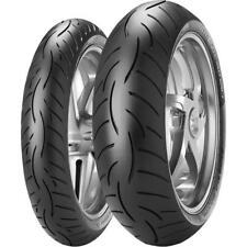 COPPIA PNEUMATICI METZELER ROADTEC Z8 INTERACT 120/70R17 + 160/60R17