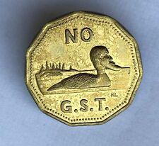 NO GST Mulrooney Face Lapel Souvenir PIN