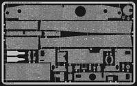 Eduard Accessories 35490 - 1:35 Sd.Kfz 181 Tiger I Zimmerit - Ätzsatz - Neu
