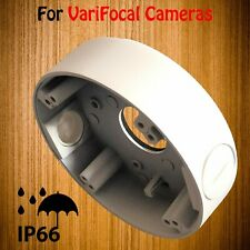 Weatherproof CCTV Universal Junction Box IP66 Terminal Box for Varifocal Camera