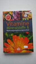Vitamine Mineralstoffe & Nahrungsergänzungsmittel - Ungelesen