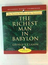 Richest Man in Babylon George- G. Clason - Jim Rohn Fans - New List $13.99