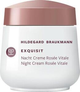 Hildegard Braukmann exquisit Creme Rosée Vitale Nacht