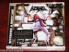 Azrael: Television Slave CD 2014 Bonus Tracks Divebomb Records USA DIVE068 NEW