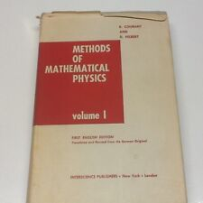 Courant & Hilbert: Methods of Mathematical Physics, volume 1, 1955, HC