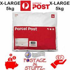 10 X 5KG PREPAID PARCEL POST EXTRA LARGE SATCHELS BAG (ASK 4 BULK DISCOUNT)