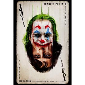 "Joker ""U.S. One Sheet"" Poster Revisited"