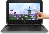 """NEW HP Probook x360 G3 11.6"""" HD Touch Intel N4000 4GB RAM 64GB eMMC Win 10 Pro"""