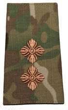 MULTICAM MTP OFFICIAL LIEUTENANT RANK SLIDE 100% COMPATIBLE PATCH
