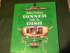 Betty Crocker's Dinner in a Dish Cookbook 1965 copyright s4