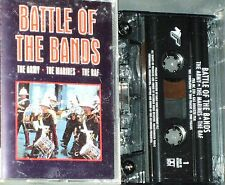 BATTLE OF THE BANDS THE ARMY MARINES RAF CASSETTE MILITARY