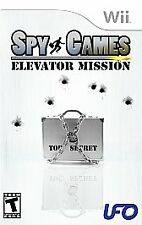 Spy Games Elevator Mission (Nintendo Wii, 2007)