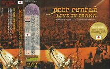 DEEP PURPLE / LIVE IN JAPAN - OSAKA 1972 / 2CD / Sealed!