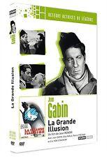 DVD *** LA GRANDE ILLUSION *** de Jean Renoir avec Jean Gabin