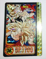 DRAGON BALL Z GT DBZ DBS SUPER BATTLE PART CARD REG CARTE 75 JAPAN 1992 **