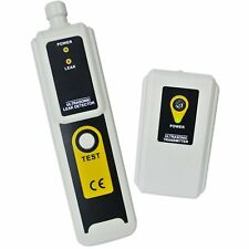 Ultrasonidos Detector de Fuga Y Transmissor Aire Agua Polvo fugas Presión 40kHz