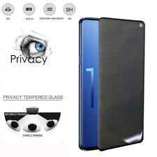 Privacy Screen Protectors Anti-See Tempered Glass For Samsung Galaxy S10/S9 GB