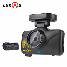 Lukas Lk-7950 Wd A Type 32Gb+8Gb Dual Fhd Led Car Dash Camera Blackbox