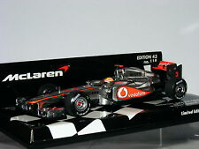 Minichamps McLaren Mercedes MP4-26 Lewis Hamilton chino GP 2011 MLC-118 1/43