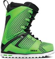 $320 32 TM-2 Mens Snowboard Boot ThirtyTwo NIB Size 8 TM-Two Green