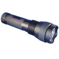 L12 24W HID XENON Taschenlampe Flashlight TORCH 4400mAH Camping Freizeitsport