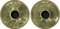 Fiji 1964 Penny 1D PCGS MS65 GEM UNC