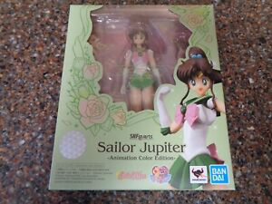 Sailor Jupiter - Animation Color Edition Bandai Pretty Guardian Sailor Moon New