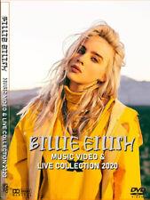 Billie Eilish/ 2020 Music Video & Live Collection  DVD