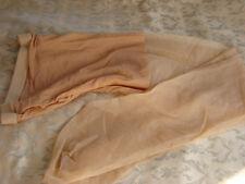 Vintage Pantyhose Sparkling Lot 3 Tan Xs S Control top