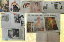BRIGITTE NIELSEN_STALLONE_magazine clippings_fotoservizi-interviste_dal 1986