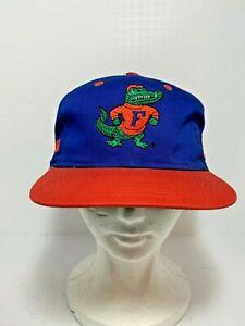 Vintage Official University of Florida Gators Competitor Snapback Hat Cap New