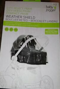 Baby Jogger Weather Shield Bassinet Cover- Bassinet/Prams