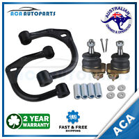 Adjustable Lift Front Upper Control Arm for Toyota Hilux 4x4 KUN26 05+Ball Joint