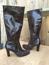 Karen Millen Formal 100% Leather Upper Shoes for Women