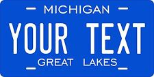 Michigan 2005 License Plate Tag Personalized Auto Car Custom VEHICLE OR MOPED