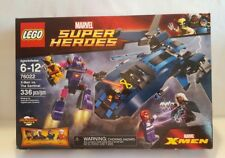 Lego 76022 X-Men Vs. The Sentinel New Sealed Wolverine Cyclops Storm Magneto